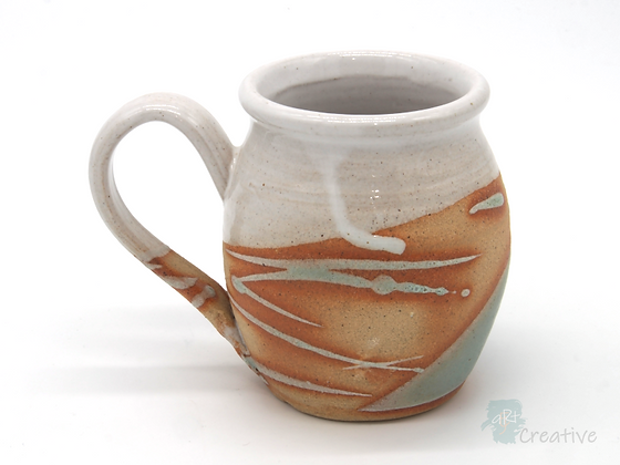 Curved Mug - Sue Bowerman