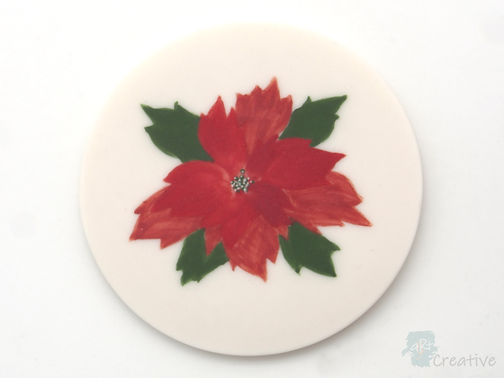 Floral Coasters - Emma Jayne Robertson