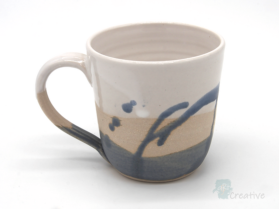 Mug 'Sea Beach'- Sue Bowerman