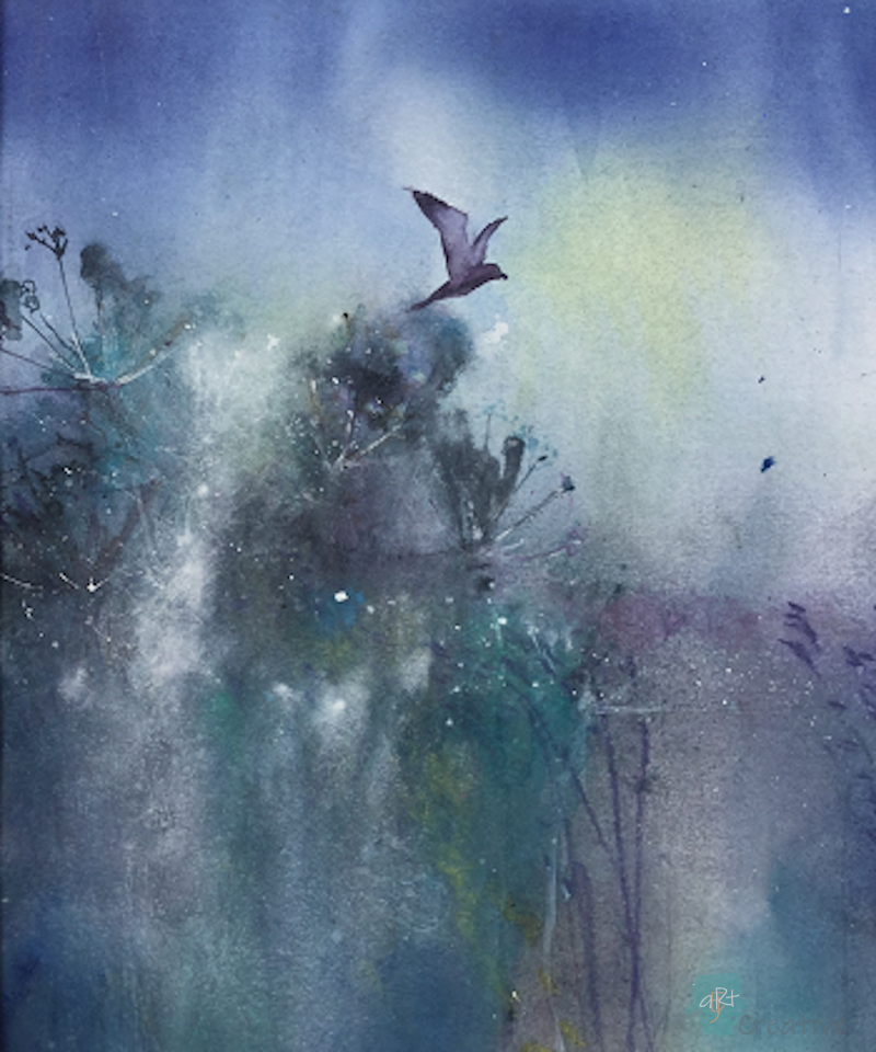 Rising from the Mist - Helen Clarke