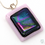 Thumbnail: Dichroic Glass Pendant Purple & Pink Multi  - Louise Ferrier