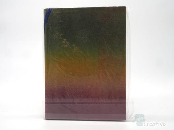 A5 Book 'Graduated Reduction Print' - Janet Watson