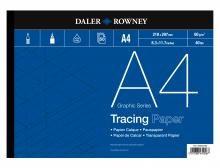 Paper: Tracing Pad (Daler Rowney)