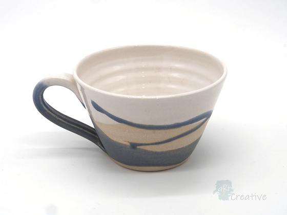 Cup 'Sea Beach'  - Sue Bowerman