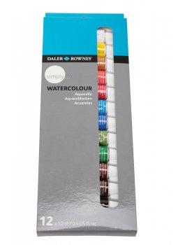 Paint: Simply Watercolour Set (Daler Rowney)