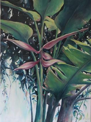 Java Sun - Julie Williams (canvas)
