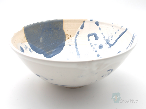 Bowl 'Sea Beach ' - Sue Bowerman