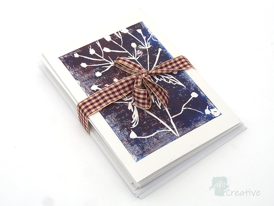 Christmas Cards (Pack of 10)Watercolour Prints  - Helen Clarke