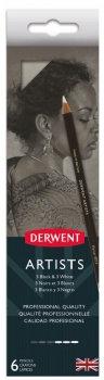 Artists Black & White Pencil Set (Derwent)