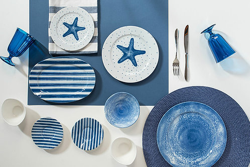 Starfish Breakfast Set 36 pcs for 6 people