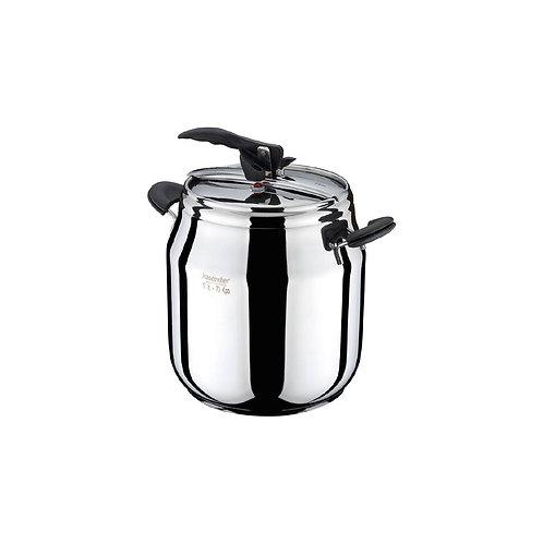Elisa Belly Shape Pressure Cooker 12 lt