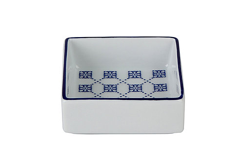Blue Passion Breakfast Plate 8cm
