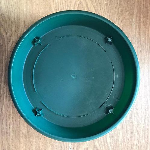 Tuscany Dark Green saucer for 50cm