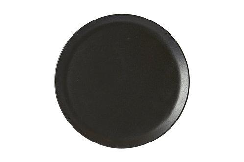 Seasons Black Pizza Plate 32cm