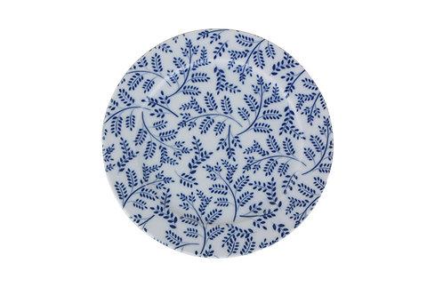 Blue Design6 Flat Plate 20cm