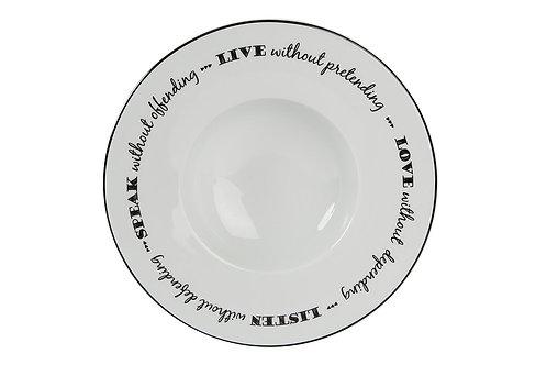 Be Happy Gourmet Plate 26cm