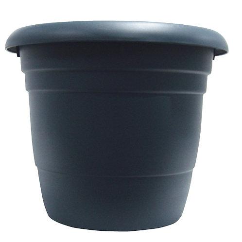 Tuscany Mondrian Blue planter 40cm