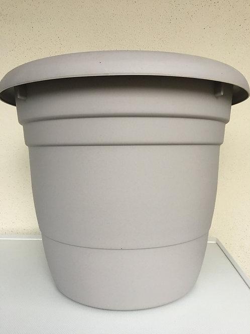 Tuscany Silver Gray planter 40cm