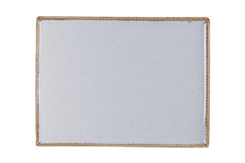 Seasons Grey Breakfast Plate 27cm
