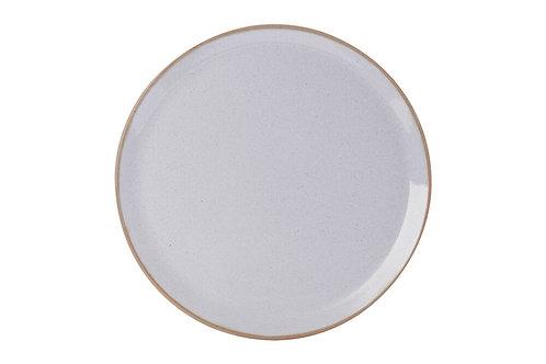Seasons Grey Pizza Plate 20cm