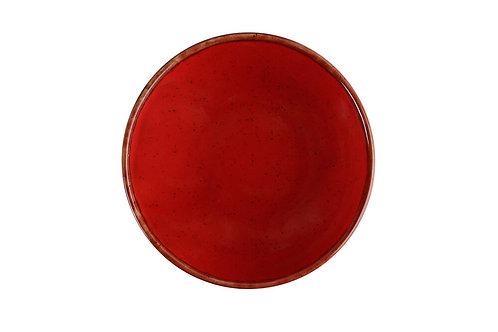 Seasons Red Bowl 10cm