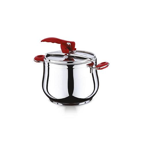 Elisa Belly Shape Pressure Cooker 7 lt