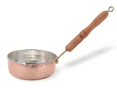 Copper Little saucepan 14cm