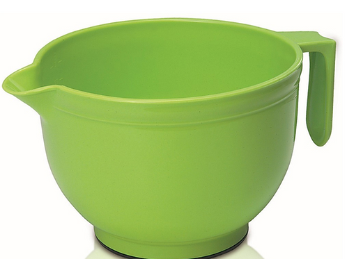 Mixing Bowl 3 lt white