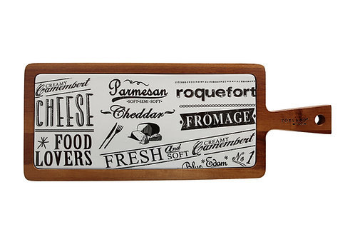 Fromage Rectangle Cheese Platter 44cm