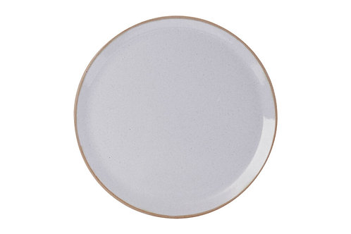 Seasons Grey Pizza Plate 28cm