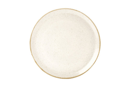 Seasons Beige Pizza Plate 28cm
