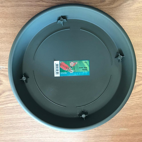 Tuscany Olive Green saucer for 50cm
