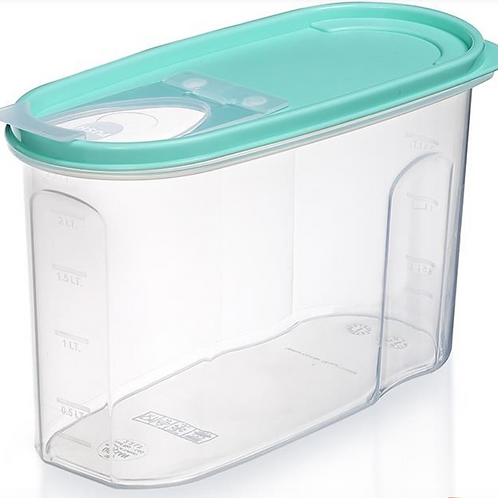 Oval food Container 2.2 lt