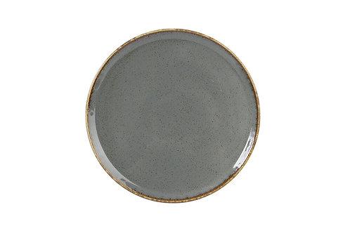 Seasons Dark Grey Pizza Plate 32cm