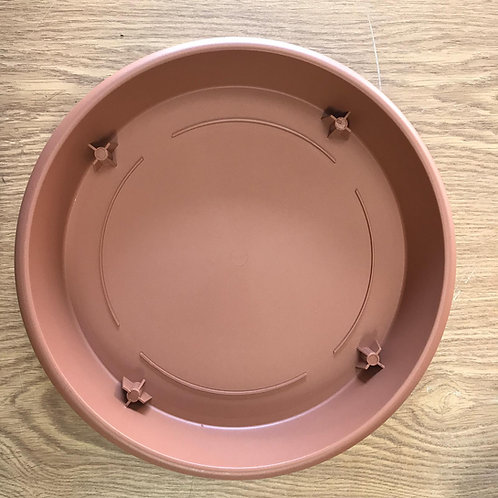 Tuscany Terracota saucer for 30cm