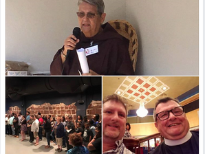 We are Franciscans In Action !