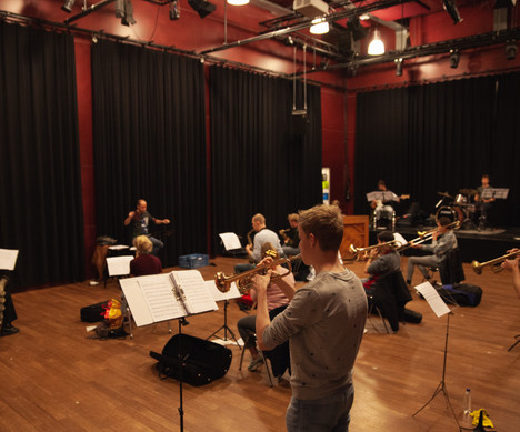9 Amsterdam Studenten Big Band © Juliett