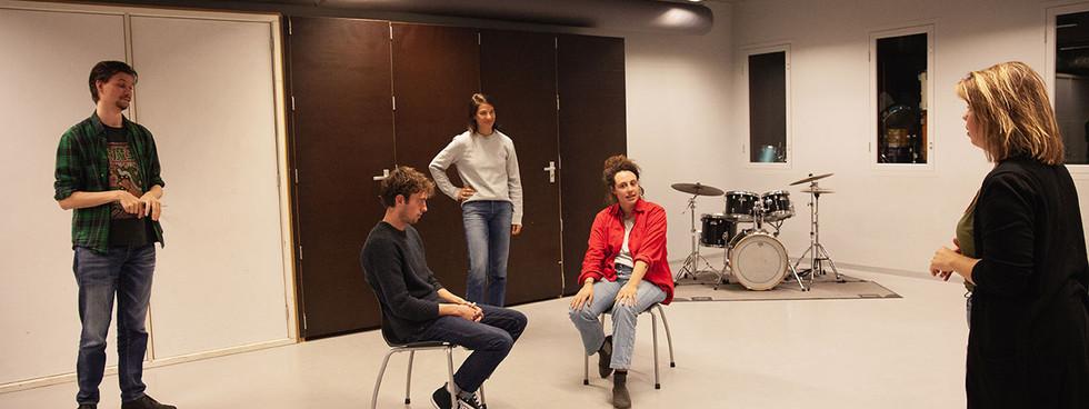 7 Theatersport II © Juliette de Groot