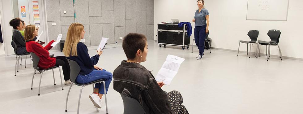 11 Acting II © Juliette de Groot