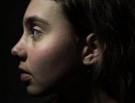 Mette Huisinga - Portret