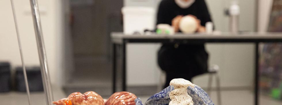 6 Keramisch boetseren © Juliette de Groo