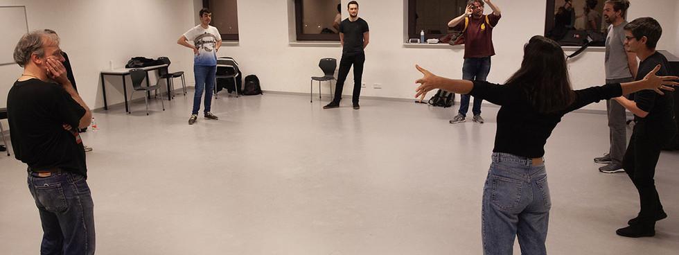 4 Improv Theatre © Juliette de Groot