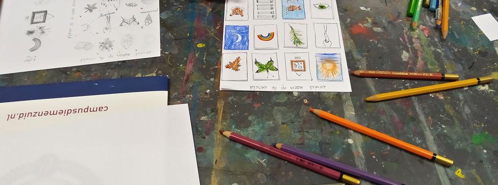 Illustreren en Publiceren - Marisse