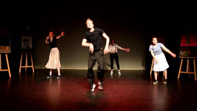 Vernacular jazz dances - 1
