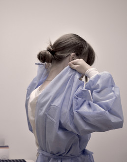 Lara Zangana - De blauwe cape