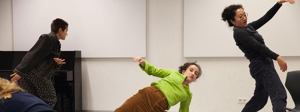 8 Acting II © Juliette de Groot