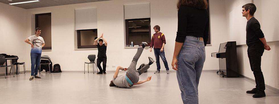 6 Improv Theatre © Juliette de Groot
