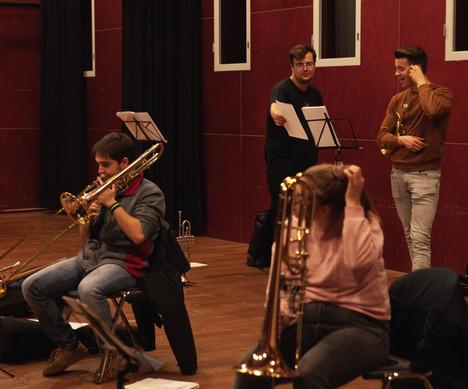 3 Amsterdam Studenten Big Band © Juliett