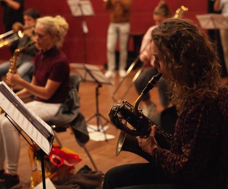 10 Amsterdam Studenten Big Band © Juliet