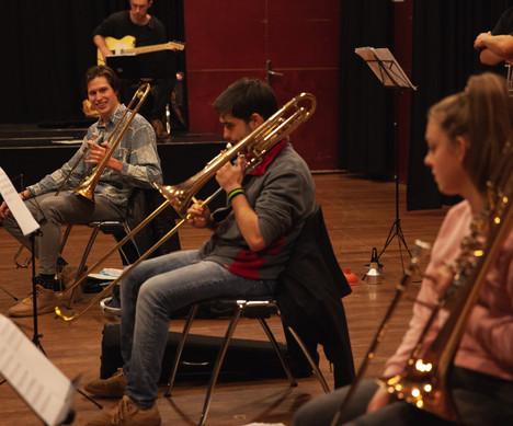 11 Amsterdam Studenten Big Band © Juliet